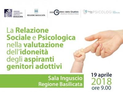 La Relazione Sociale e Psicologica nella valutazione dell'idoneità degli aspiranti genitori adottivi