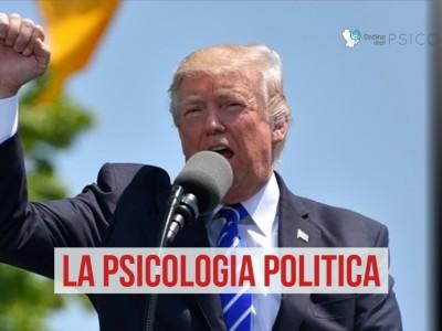 La psicologia Politica