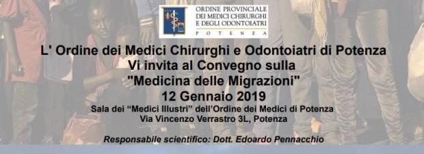 """Convegno Ecm – """"Medicina delle Migrazioni"""""""