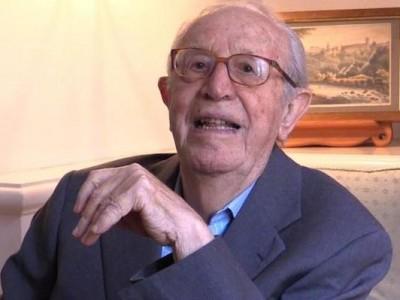 Nota presidente Langone sulla morte di Adriano Ossicini