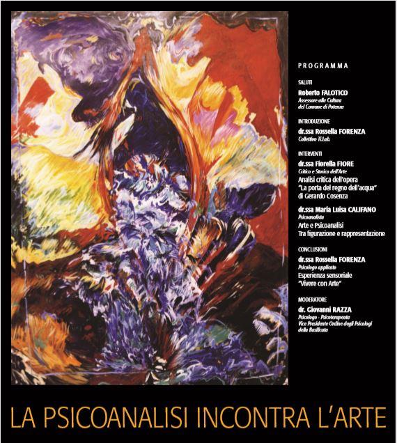 Arte e Psicoanalisi – tra figurazione e rappresentazione