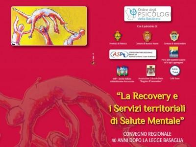 La Recovery e i Servizi territoriali di Salute Mentale