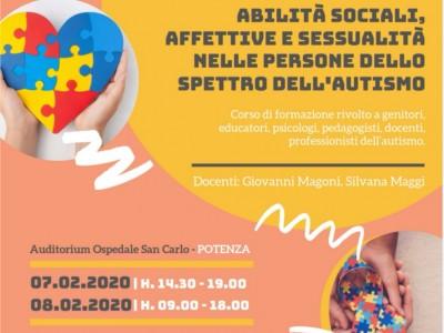 Abilità sociali, affettive e sessualità nelle persone dello spettro dell'autismo