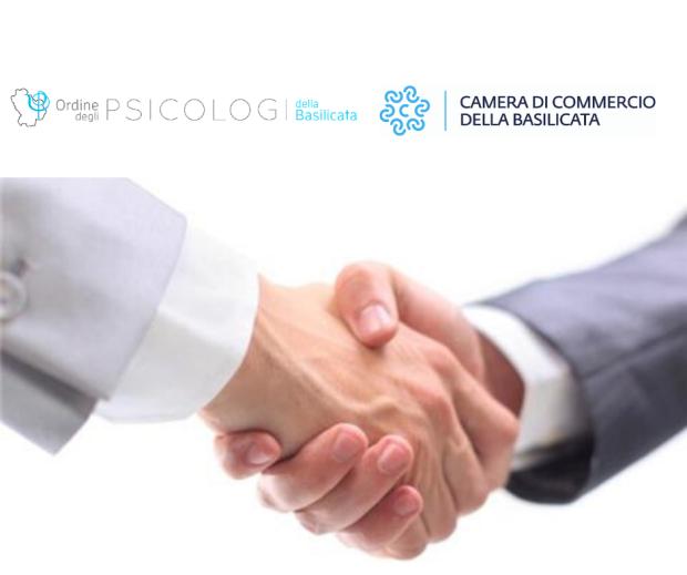Protocollo di Intesa Ordine degli Psicologi della Basilicata e Camera di Commercio della Basilicata
