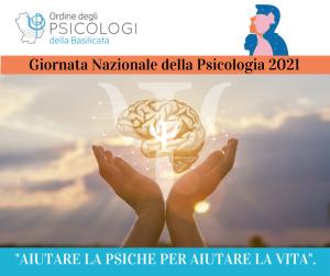 Giornata Nazionale della Psicologia 2021